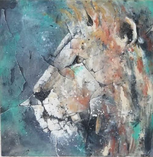 lion artiste peintre décorateur paris 77