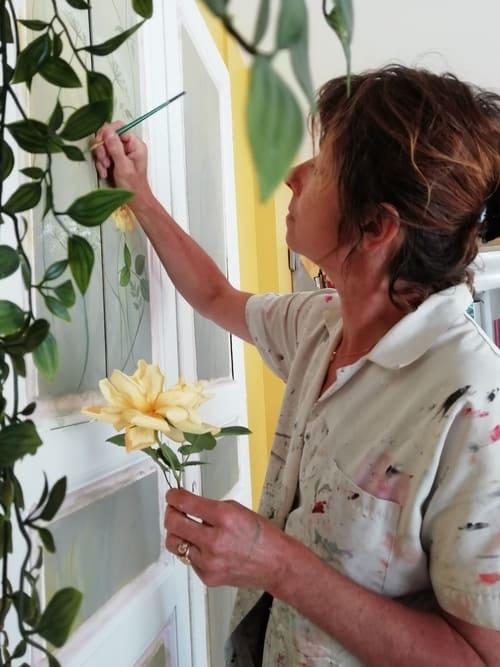 peinture et decoration artiste peintre décorateur paris