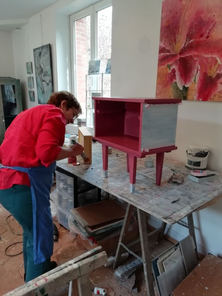 stages relooking meubles