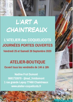 L'Art à Chaintreaux