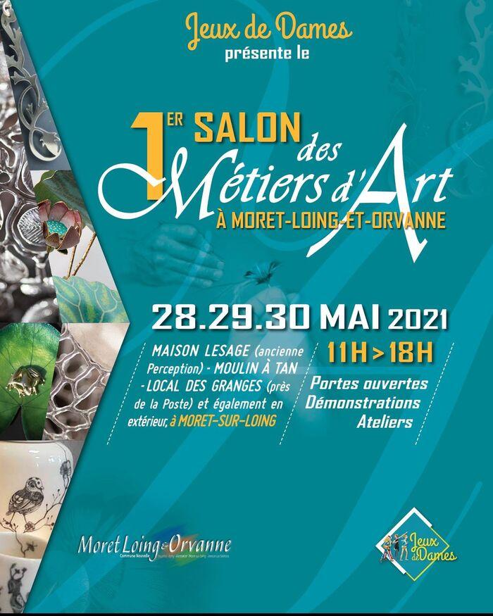 Salon des métiers d'Art de Moret sur Loing